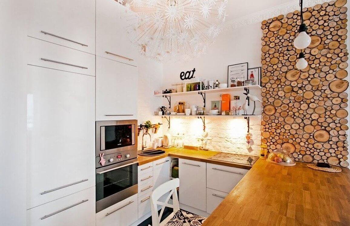 Декоративные идеи для бюджетной кухни